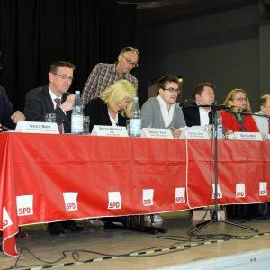 SPD-Unterbezirks-Parteitag April 2014