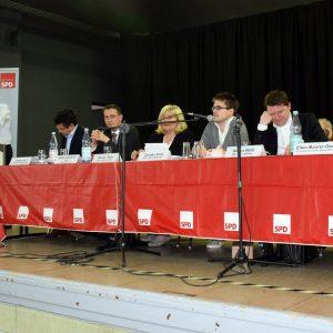 Parteitag April 2014: Bericht des Landrats